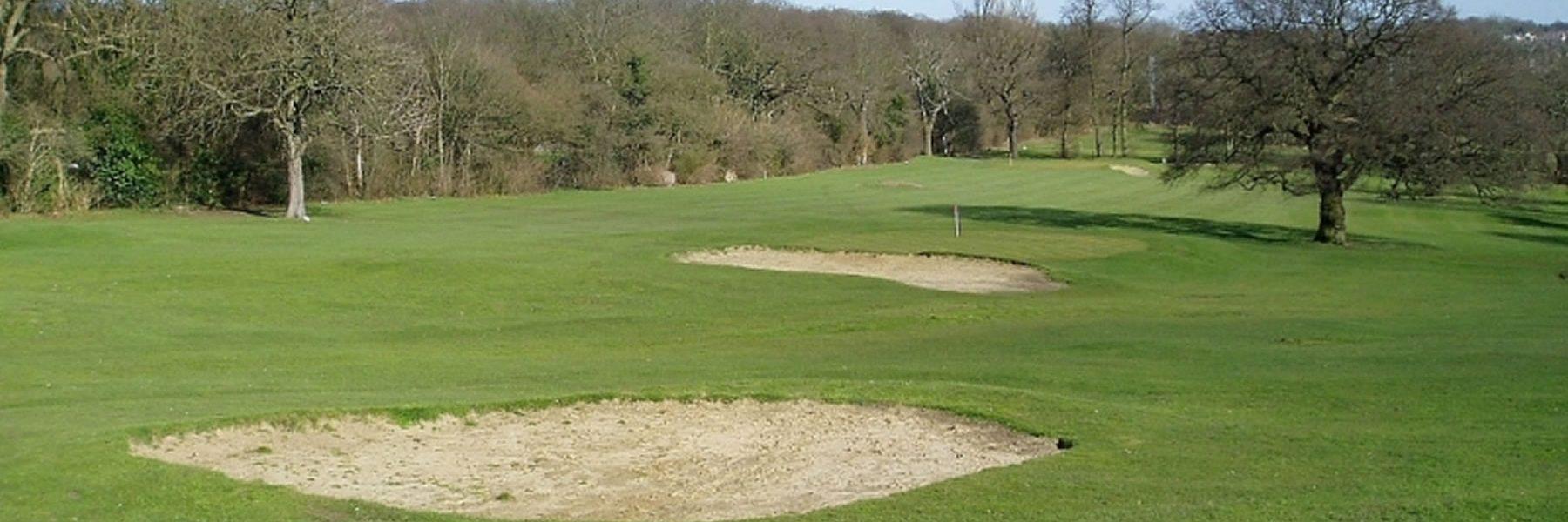 Tudor Park Barnet Course