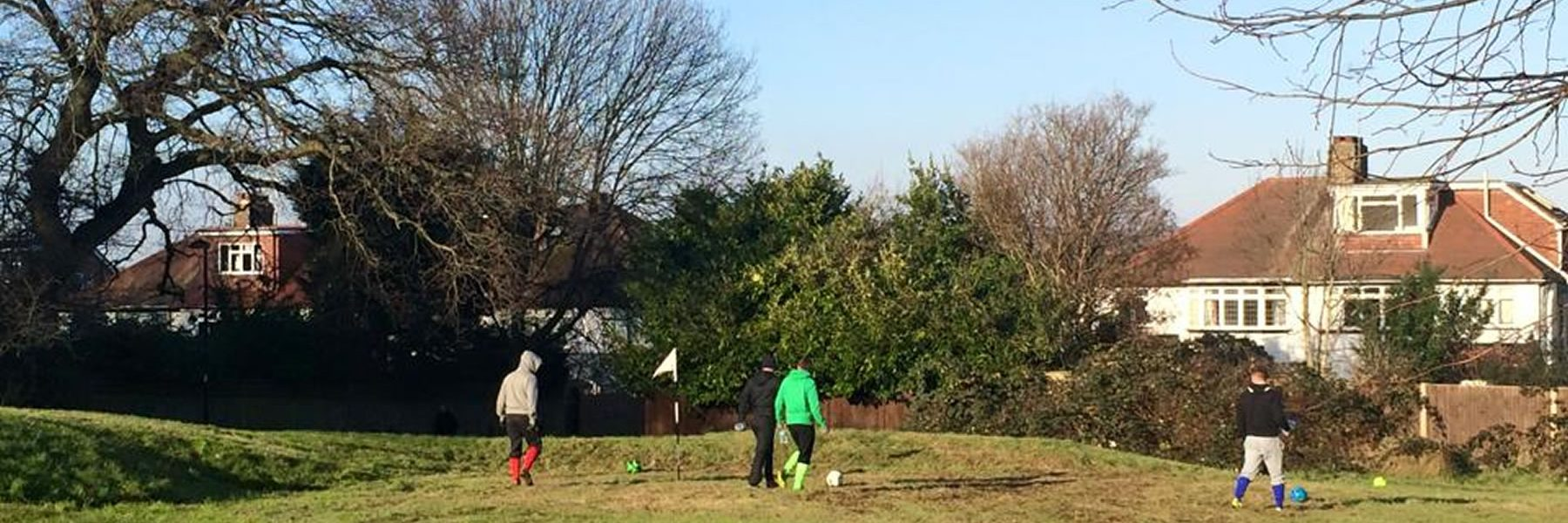 hanger hill park footgolf