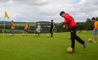 Ballers and Hackers Footgolf