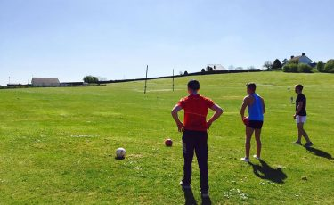 Barry Hamill Footgolf and Golf Academy