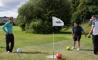 Caerleon Golf Club Footgolf