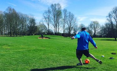 Delapre Footgolf