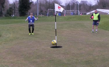 Footgolf Manchester @ Burnage RFU