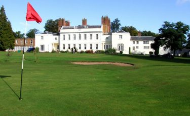 Haughton Hall Footgolf
