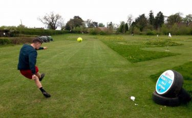 Hereford Footgolf