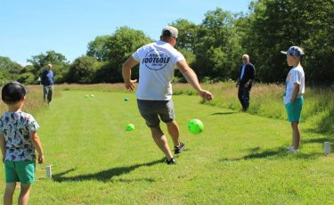 Jurassic Footgolf
