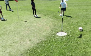 Parkwood Outdoors Heath Park Footgolf