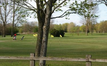 Pennington Flash Footgolf