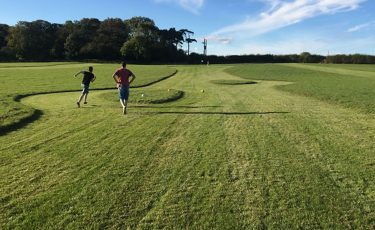 Scarborough Footgolf