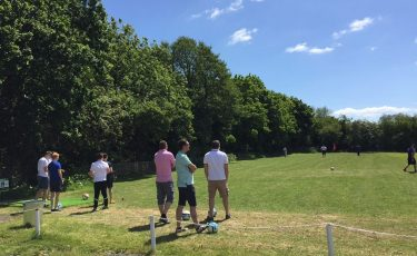 South Leeds Footgolf