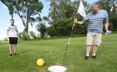 Swindon Footgolf