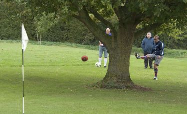 Sysonby Acres Footgolf