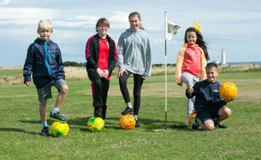 Whitley Bay Footgolf