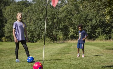 Cocks Moors Woods Footgolf