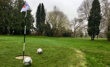 Footgolf at Tilney