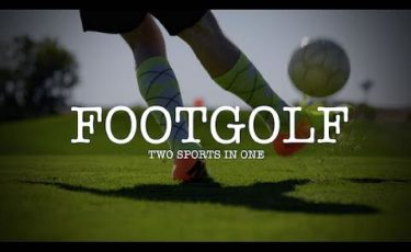 Footgolf at York Golf Range