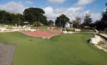 Lymington Golf Centre & New Forest Adventure Golf