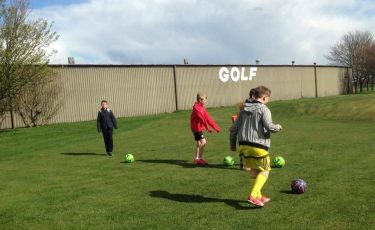 Newark Footgolf