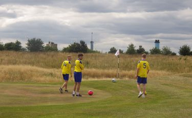 Top Golf Addlestone Footgolf
