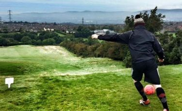 Belfast (Mount Ober) Footgolf