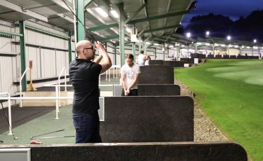 Plymouth Golf Centre Driving Range