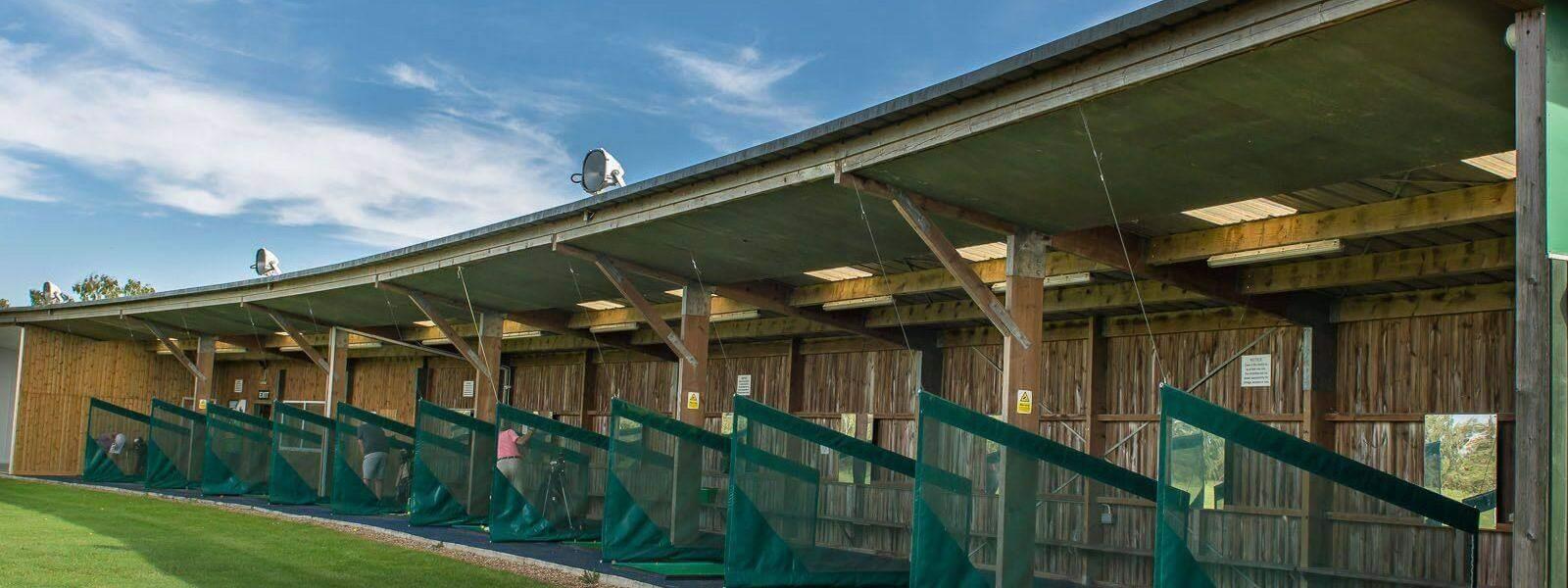 Canterbury Golf Club Driving Range