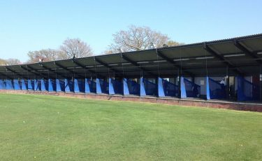 Four Ashes Golf Centre Driving Range