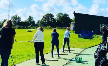 Winchester Golf Academy - The Driving Range