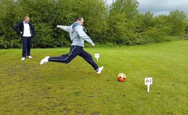 Haigh Hall Footgolf