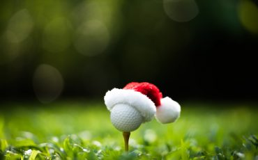 Golf at Christmas and 2021