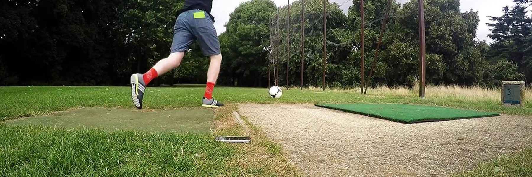 Stevenage Footgolf