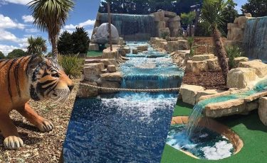 Jungle Falls Adventure Golf