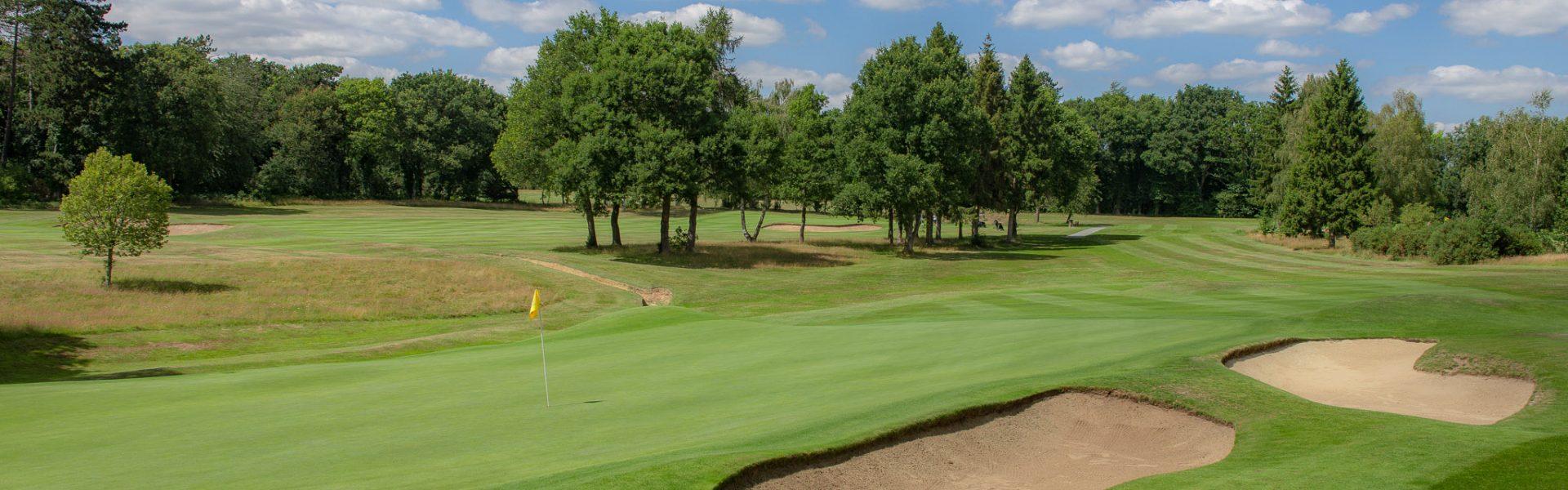 Denham Golf Club Buckinghamshire